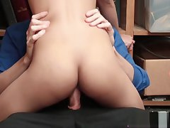 Cute Gal Jacker Takes Cock As Punishment