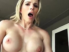 Teen fucked hard orgasm Cory Chase in Reprisal On Your