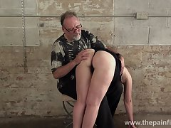 Torrid unalloyed whore Lolani is made for BDSM and changeless pain in the neck spanking