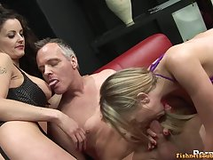 Nuts 3Some Orgy with Shameless Sluts