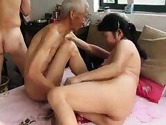 Asian Grandpas in Operation