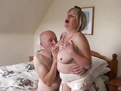 Homemade video of horny mature slut Trisha having passionate sex