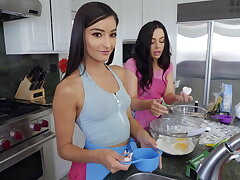 Topless baking