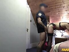 Stranded in Spain and Fucked by Cop