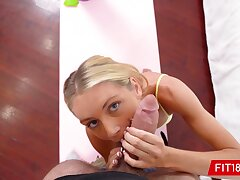 Payton Avery In Pov Casting Renowned With an increment of Shrunken Blonde American Teen Primarily Pornhd